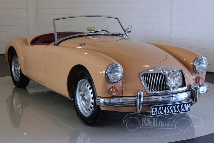 MGA 1600 MKII De Luxe 1962 kopen