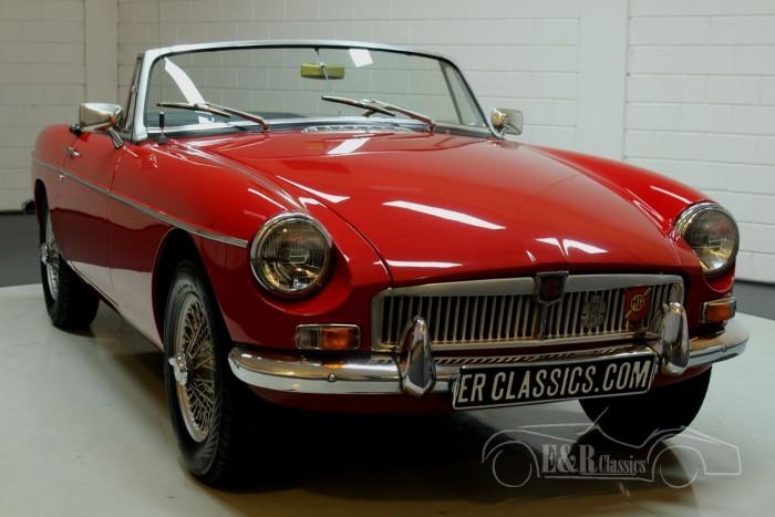 MGB Cabriolet 1965  kopen