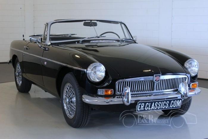 MGB roadster 1966 kopen