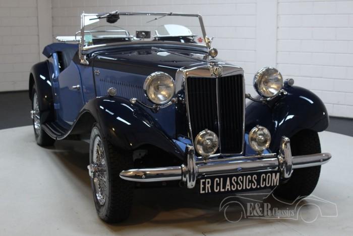 MG TD 1951  kopen