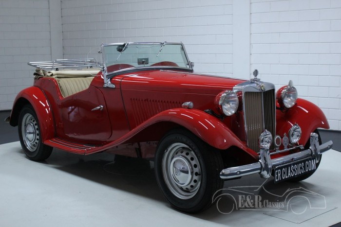 MG TD 1953 kopen