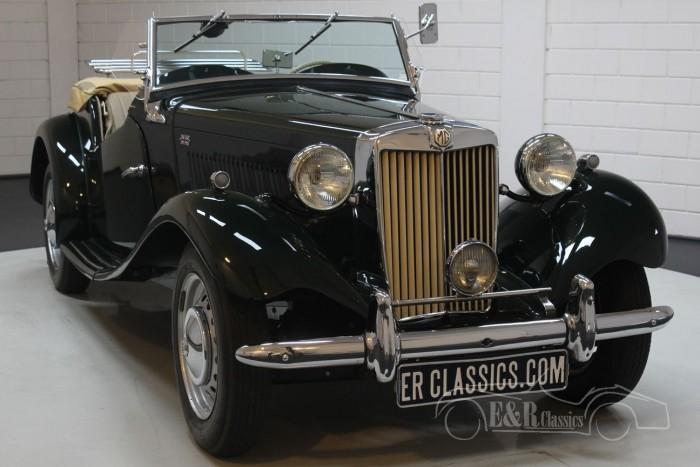 MG TD Cabriolet 1953 kopen
