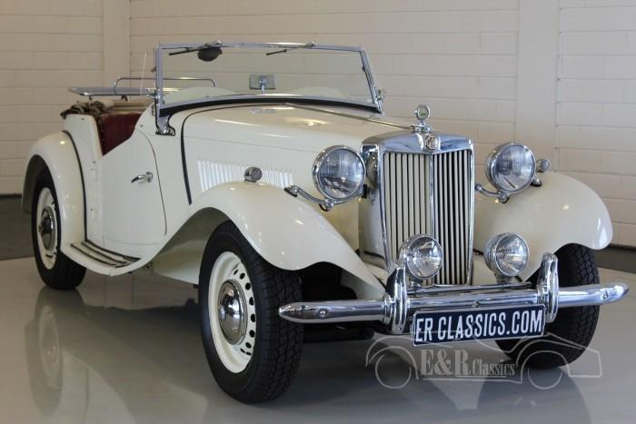 MG TD Cabriolet 1952 kopen
