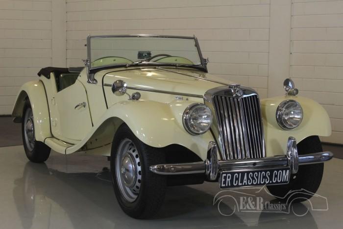 MG TF 1500 1955 cabriolet  kopen