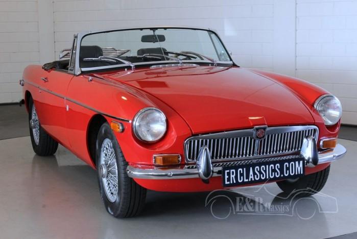 MG MGB Cabriolet 1970 kopen