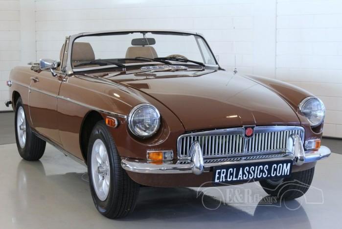 MGB Cabriolet 1980  kopen