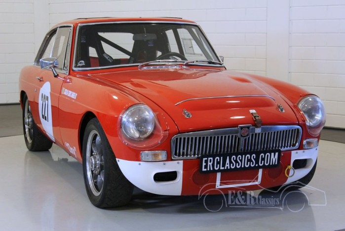 MGC GT 1968 kopen