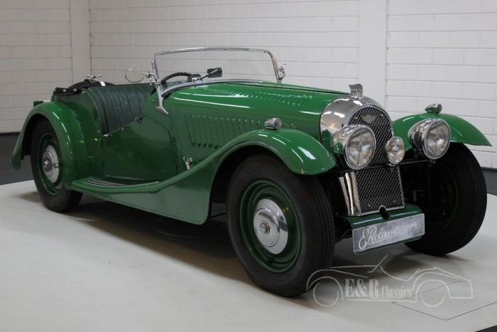 Morgan 4/4 Roadster 1936 kopen