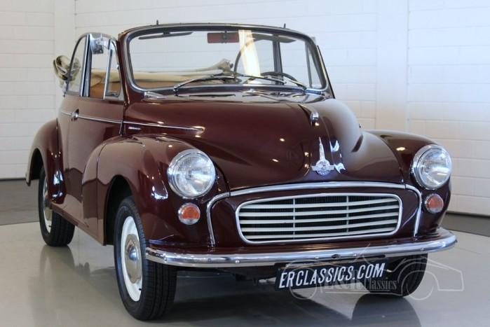 Morris Minor Tourer 1000 Cabriolet 1958 kopen