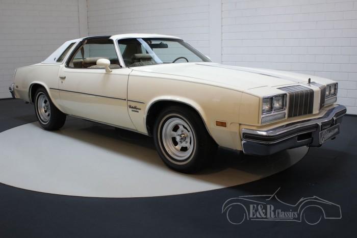Oldsmobile Cutlass Supreme 1977 kopen