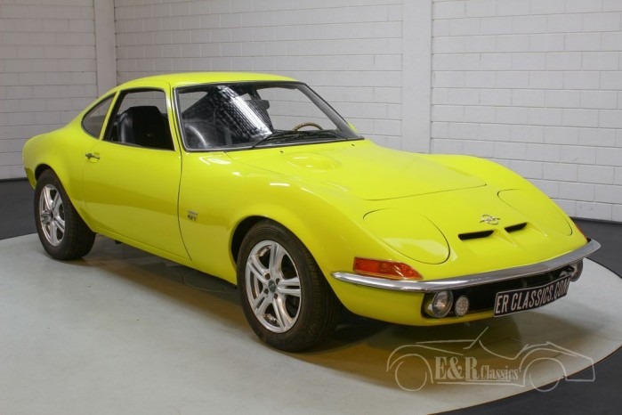 Opel GT  kopen