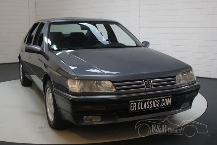 Peugeot 605 SR 3.0 V6 1990  kopen