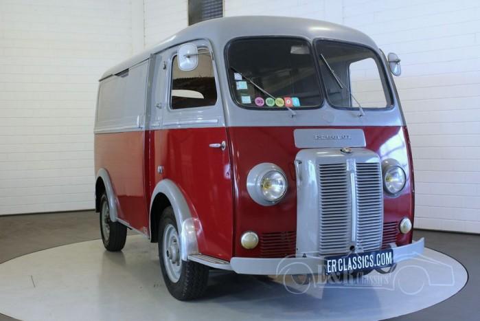 Peugeot D4b bus 1962  kopen
