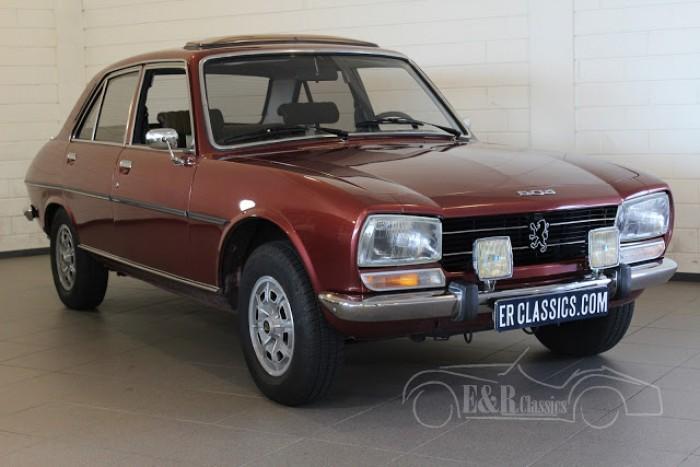Peugeot 504 Saloon 1978 kopen