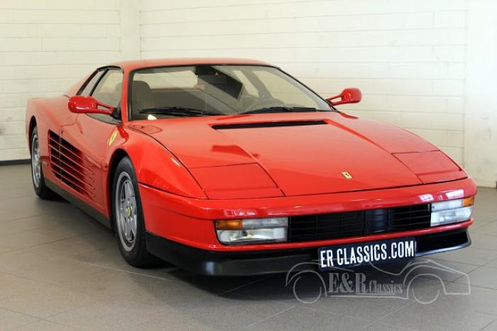 Ferrari Testarossa Coupe 1991 kopen