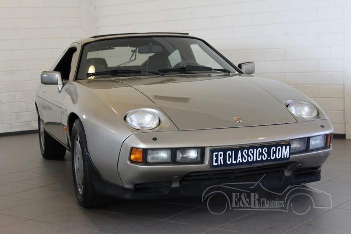 Porsche 928 S Coupe 1987 kopen