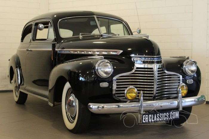 Chevrolet Special Deluxe Coupe 1941 kopen