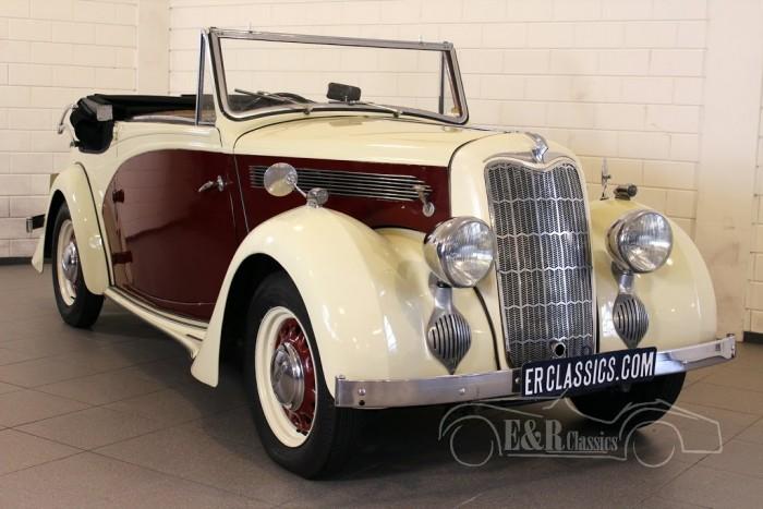Singer 12 Drophead Coupe 1937 kopen