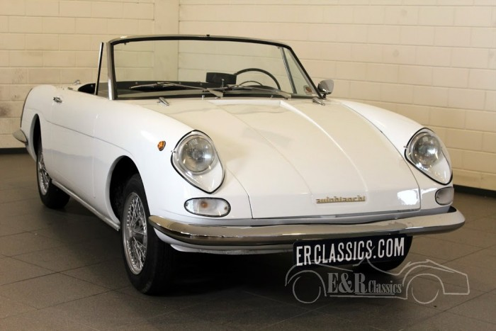 Autobianchi Stellina Cabriolet 1963 kopen