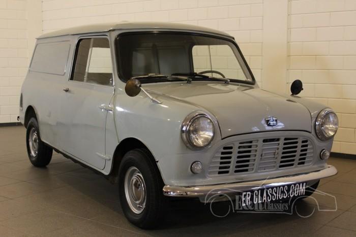 Austin Mini Van 1962 kopen