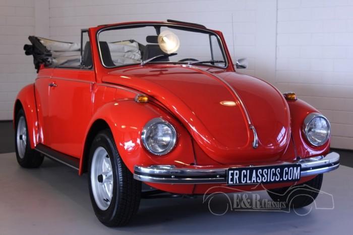 Volkswagen Beetle Cabriolet 1970 kopen