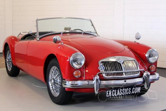 MG MGA Cabriolet 1960 kopen