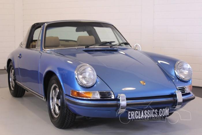 Porsche 911 T Targa 1970 kopen