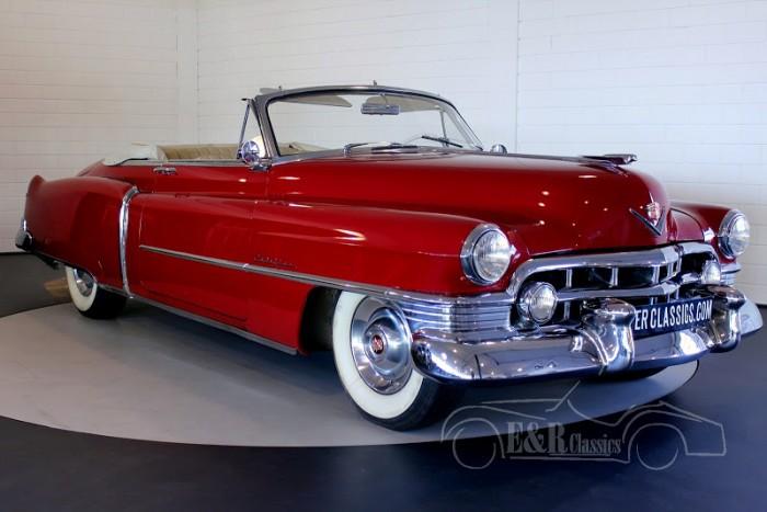 Cadillac Series 62 Convertible 1950 kopen