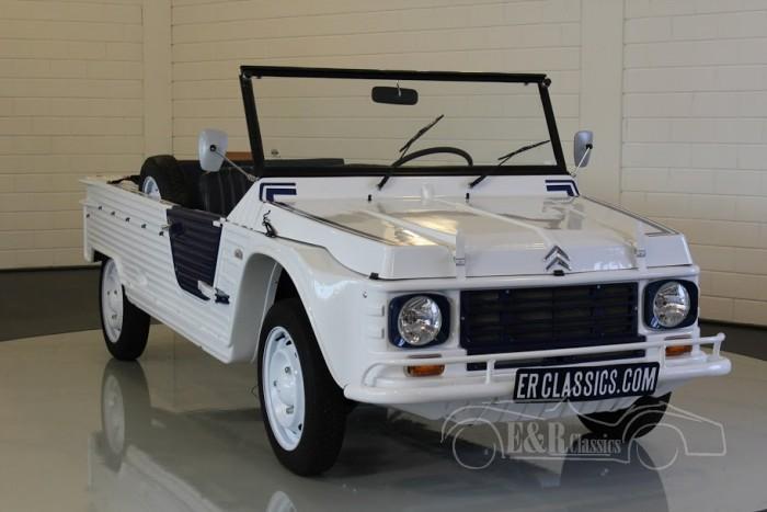 Citroen Mehari Cabriolet 1985 kopen
