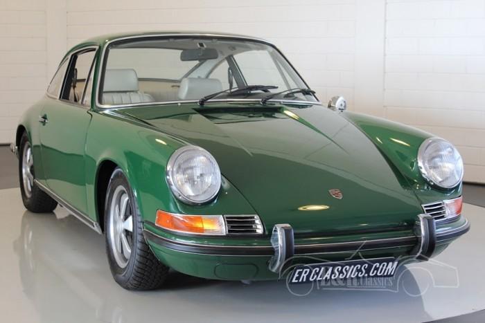 Porsche 911 E Coupe 1969 kopen