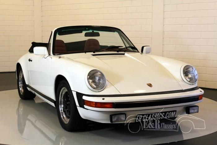 Porsche 911 SC Cabriolet 1983 kopen
