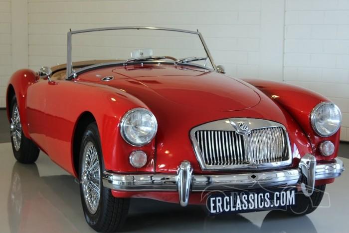 MG MGA MKII Cabriolet 1962 kopen