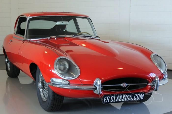 Jaguar E-Type S1 2+2 Coupe 1966 kopen