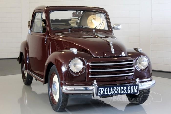 Fiat Topolino 500C Cabriolet 1950 kopen