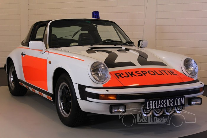 Porsche 911 SC Targa 1983 kopen