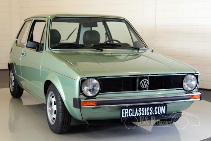 Volkswagen Golf S Hatchback 1980 kopen