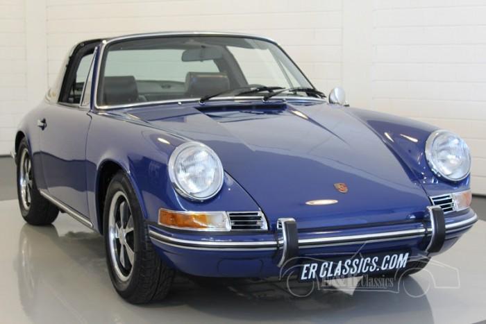 Porsche 911 T Targa 1969 kopen