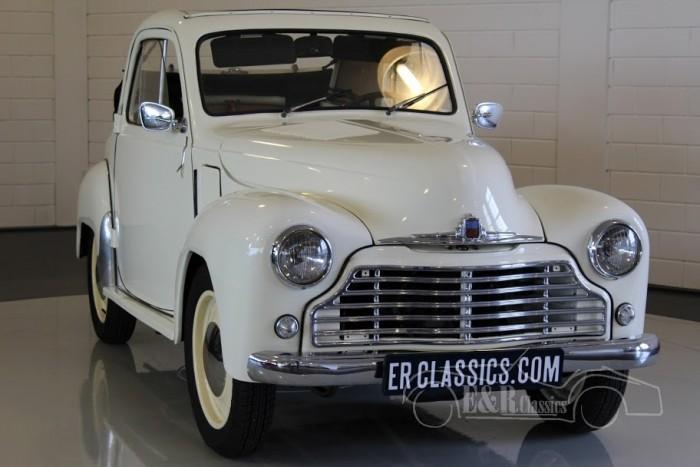 Simca Six Coupe 1949 kopen
