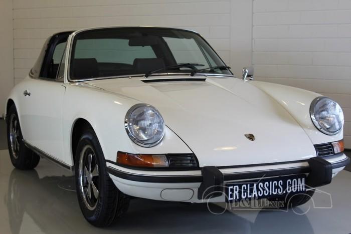 Porsche 911 T Targa 1972 kopen