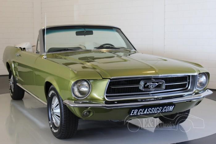Ford Mustang Cabriolet 1967 kopen