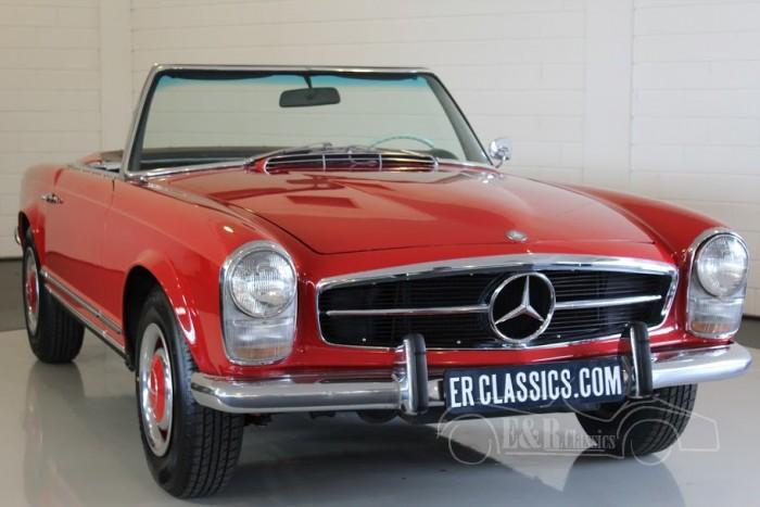 Mercedes Benz 230SL Pagode 1965 kopen