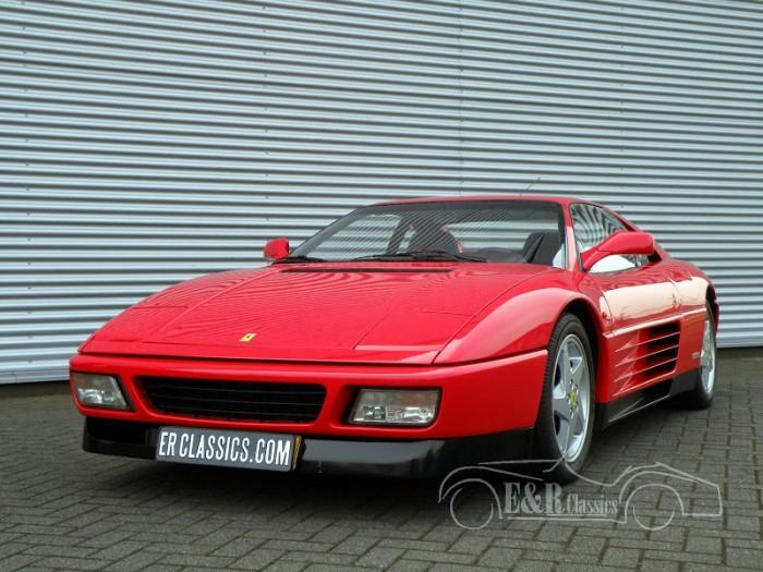 Ferrari 348 TB Coupe 1991 kopen