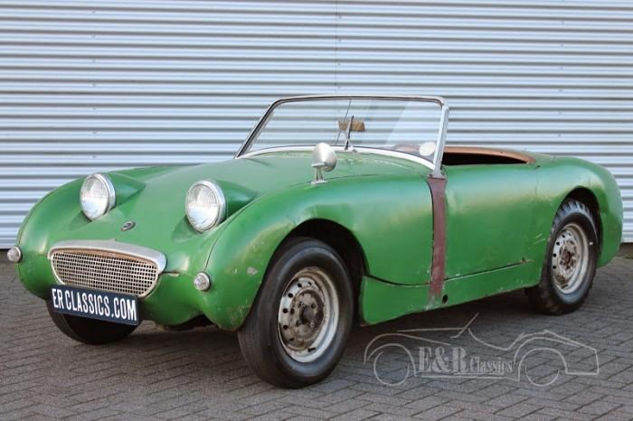 Austin Healey Sprite Cabriolet 1959 kopen