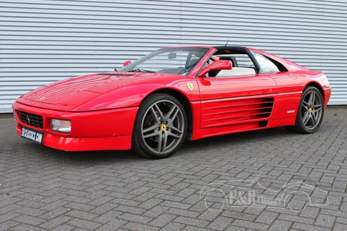 Ferrari 348 TS Targa 1992 kopen