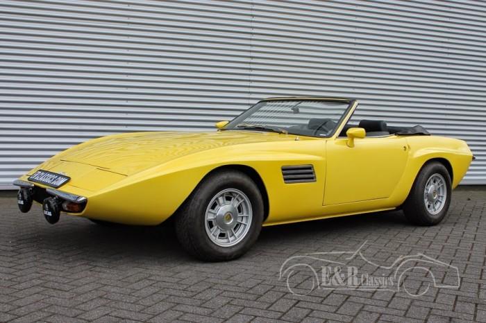 Intermeccanica Indra Spider 1972 kopen