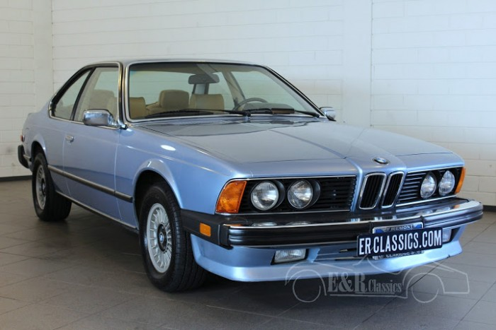 BMW 630 CSI Coupe 1977 kopen