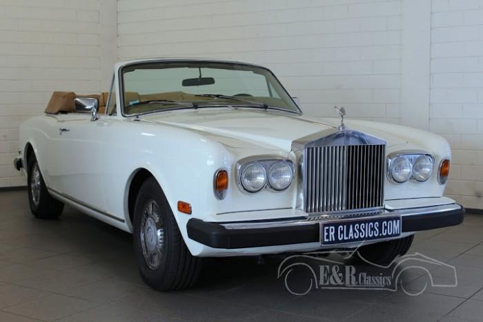 Rolls Royce Corniche Cabriolet 1984 kopen