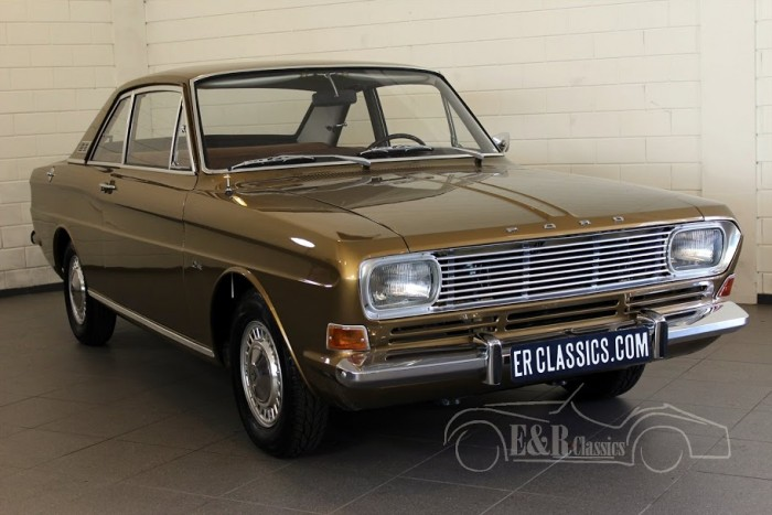 Ford 15M P6 XL Coupe 1969 kopen