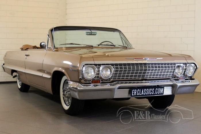 Chevrolet Impala SS Cabriolet 1963 kopen