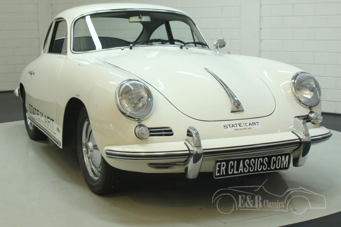 Porsche 356 B T6 1962 Coupe  kopen